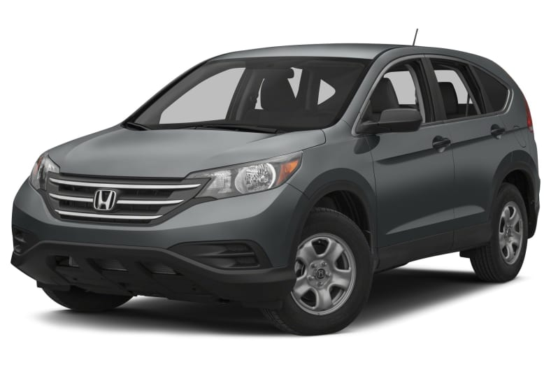 2014 Honda Cr V Information