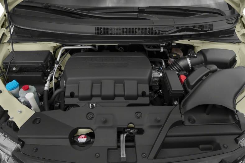 2014 Honda Odyssey Pictures