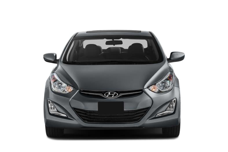 2015 Hyundai Elantra Exterior Photo