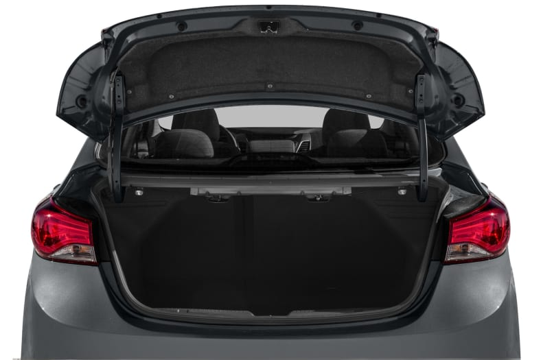 2014 Hyundai Elantra Exterior Photo