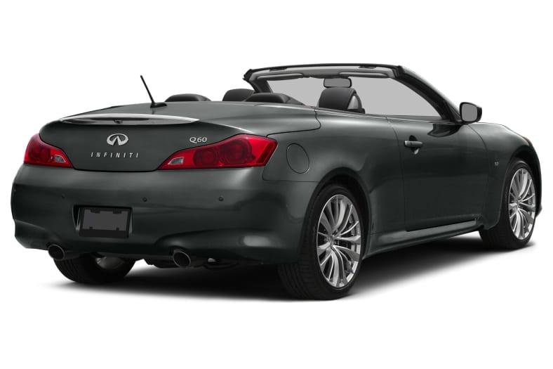 2015 Infiniti Q60 Convertible >> 2015 Infiniti Q60 Sport 2dr Rear Wheel Drive Convertible Specs And