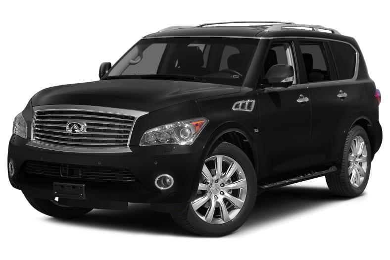 2014 QX80