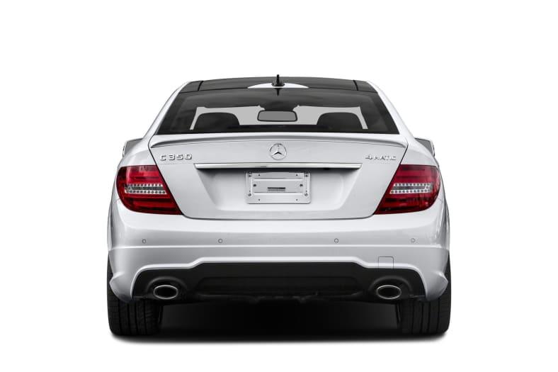 2015 Mercedes-Benz C-Class Exterior Photo