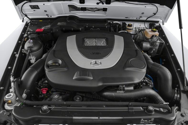 2015 Mercedes-Benz G-Class Exterior Photo
