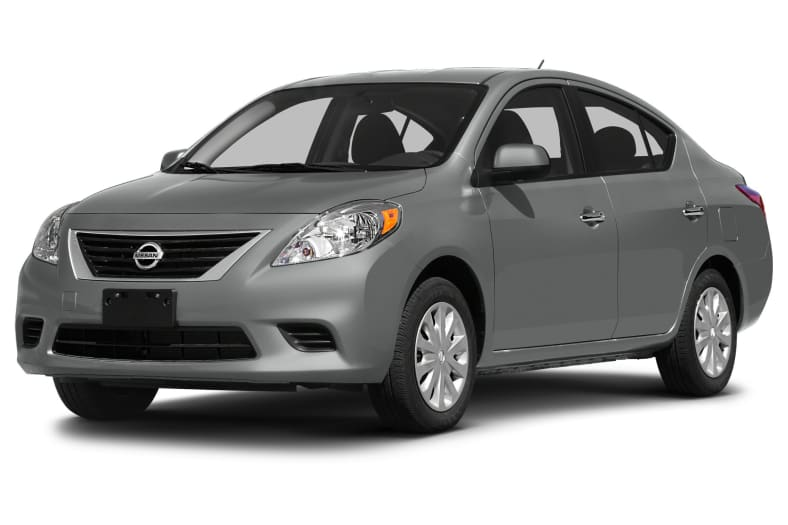 2014 Toyota Corolla For Sale >> 2014 Nissan Versa Information