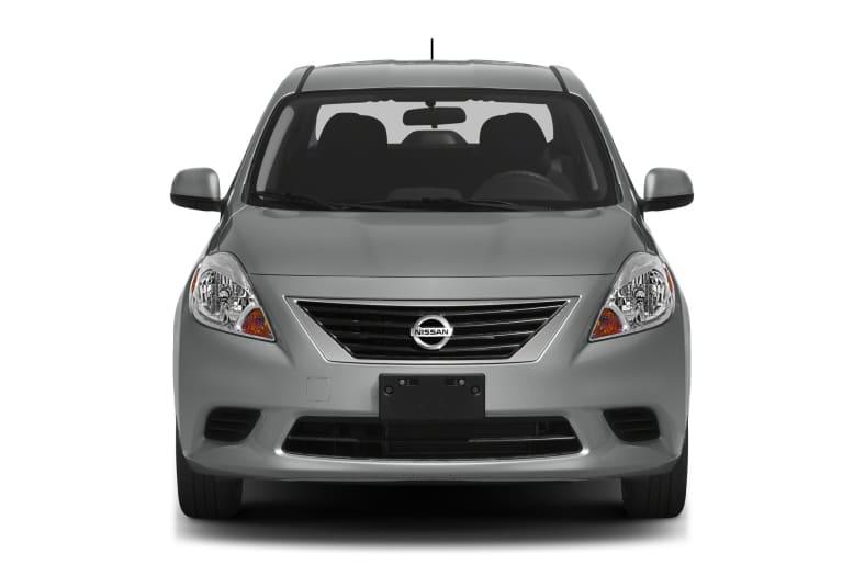 2014 Nissan Versa Exterior Photo
