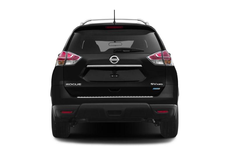 2016 Nissan Rogue Exterior Photo