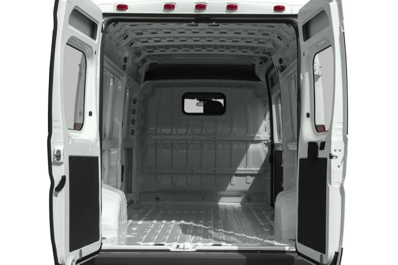 2016 ram promaster 2500 high roof cargo van 159 in wb. Black Bedroom Furniture Sets. Home Design Ideas