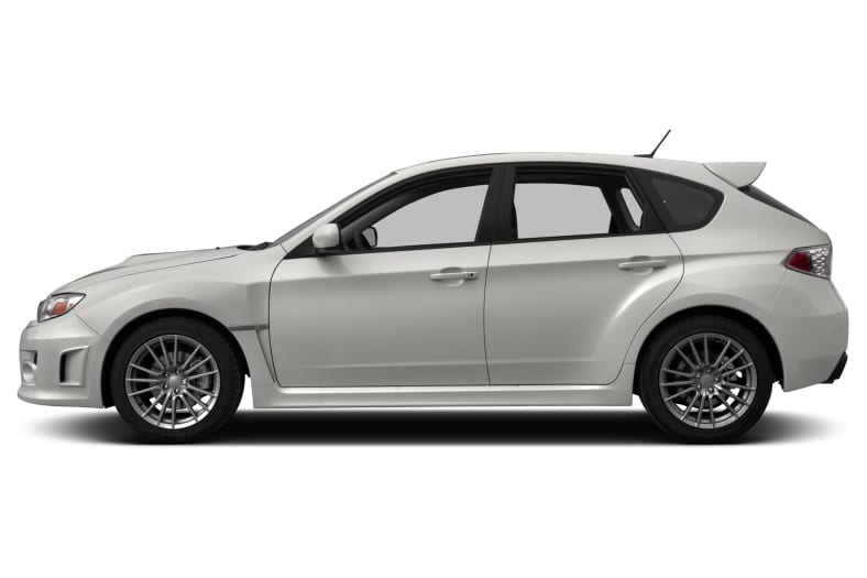 2014 Subaru Impreza WRX Base 4dr All-wheel Drive Hatchback Specs and ...