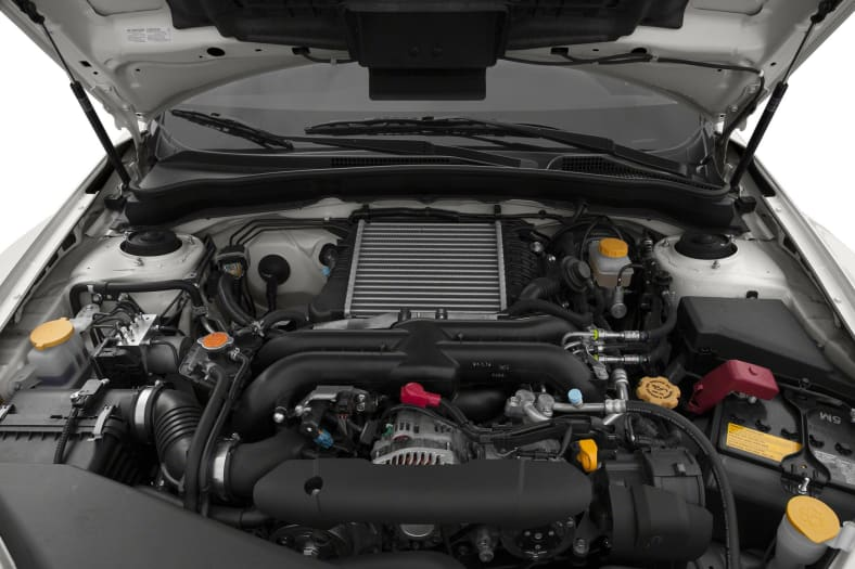 2014 Subaru Impreza WRX Exterior Photo