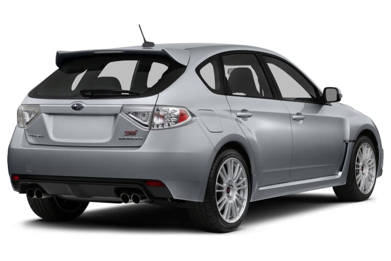 2014 subaru impreza wrx sti 4dr all wheel drive hatchback pictures. Black Bedroom Furniture Sets. Home Design Ideas
