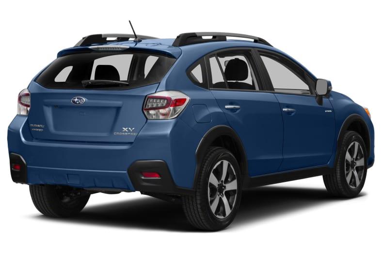 2017 Subaru Xv Crosstrek Hybrid Exterior Photo