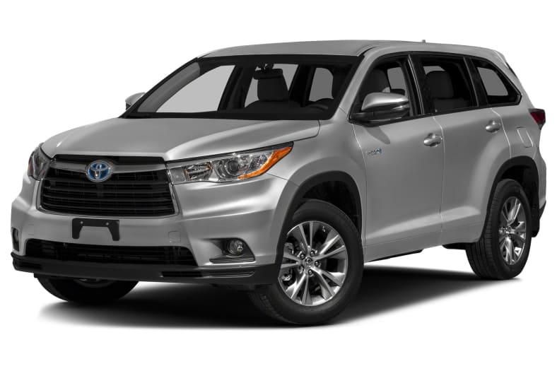 2016 toyota highlander hybrid information. Black Bedroom Furniture Sets. Home Design Ideas