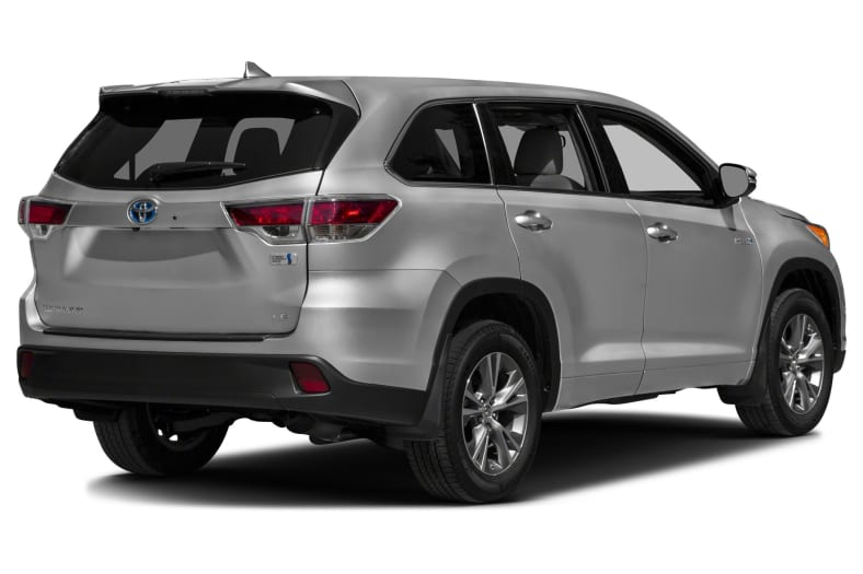 2016 toyota highlander hybrid pictures. Black Bedroom Furniture Sets. Home Design Ideas