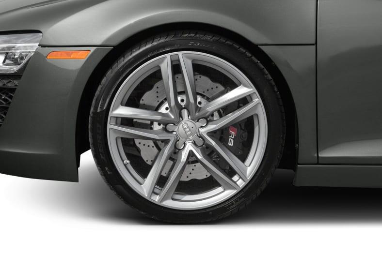 2015 Audi R8 Exterior Photo