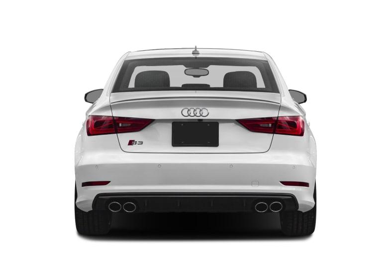 2016 Audi S3 Exterior Photo