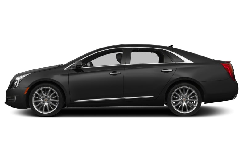 2015 Cadillac XTS Exterior Photo