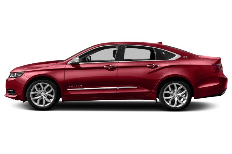 2017 Chevrolet Impala Premier W 2lz 4dr Sedan Pictures