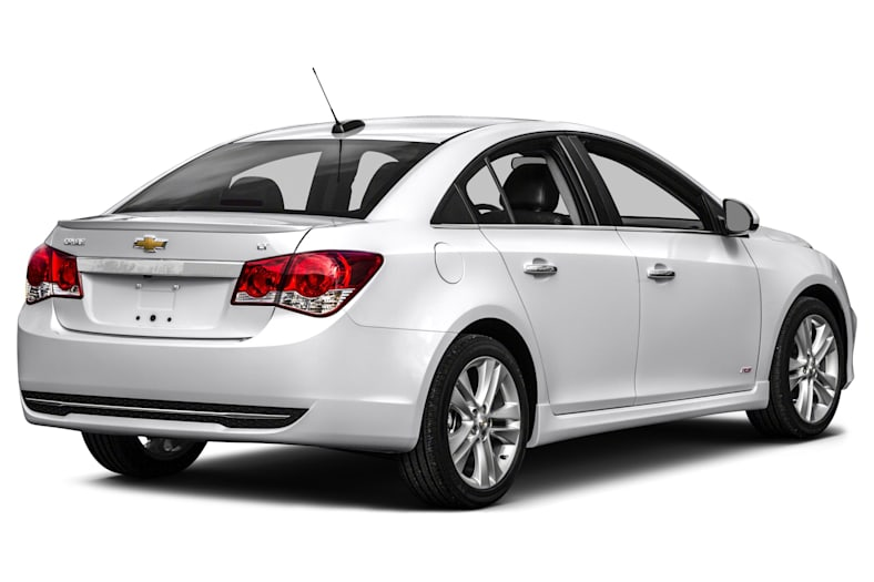 2015 Chevrolet Cruze Ltz 4dr Sedan Pictures