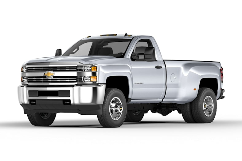 2018 Chevrolet Silverado 3500hd Information