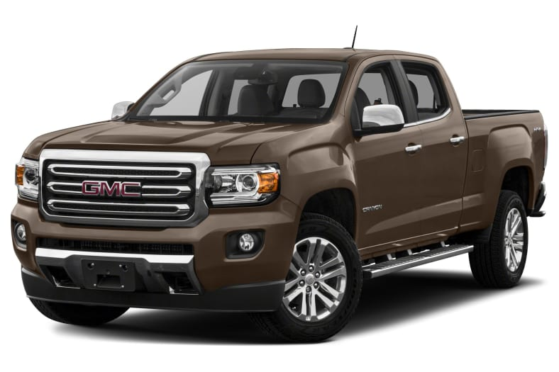 2017 Gmc Canyon Slt 4x2 Crew Cab 6 Ft  Box 140 5 In  Wb Information