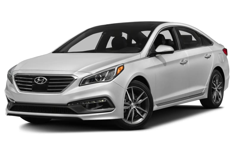 2017 Hyundai Sonata Exterior Photo
