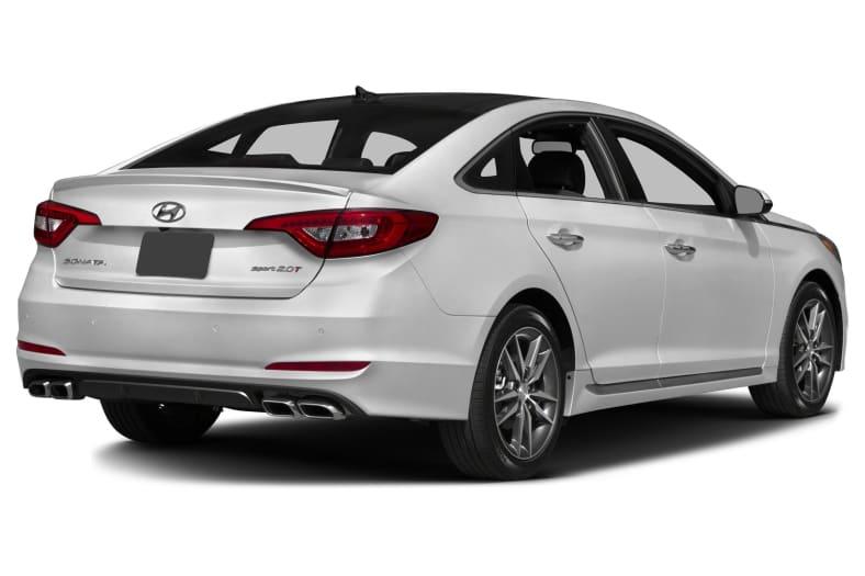 2017 Hyundai Sonata Sport 2 0t 4dr Sedan Pictures