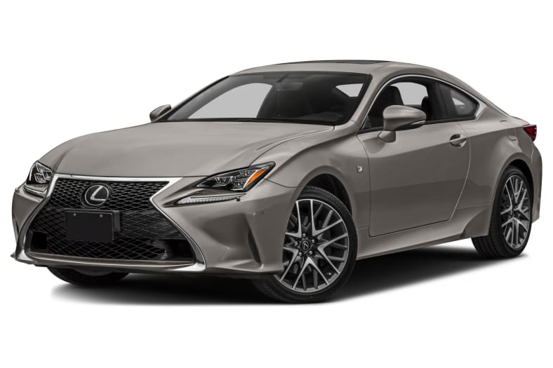 2016 Lexus RC 350 Information