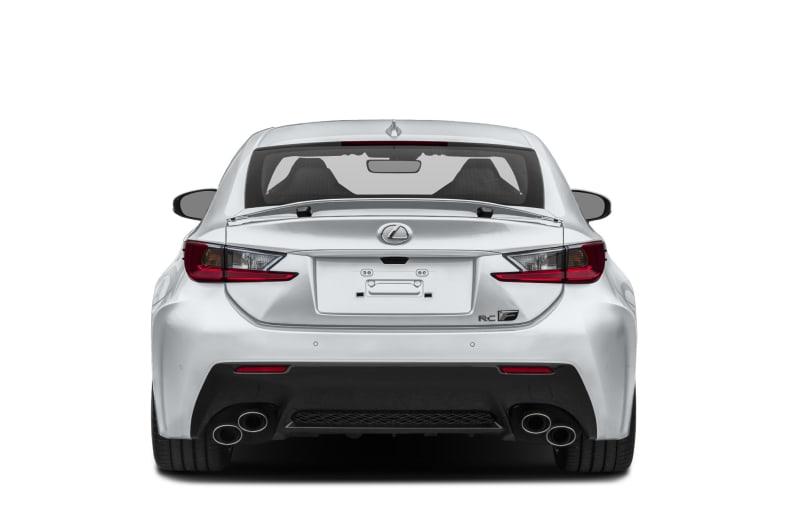 2018 Lexus RC F Exterior Photo
