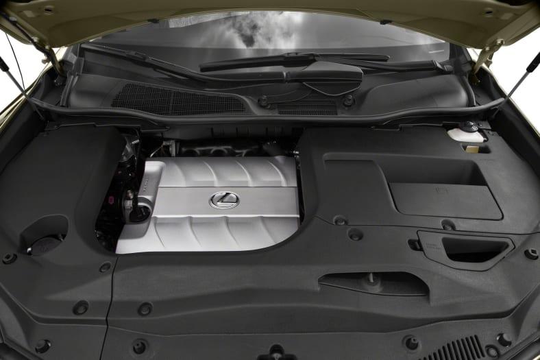 2015 Lexus RX 350 Exterior Photo