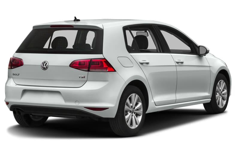 2017 Volkswagen Golf Exterior Photo