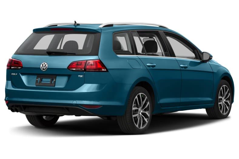 2016 Volkswagen Golf SportWagen Information