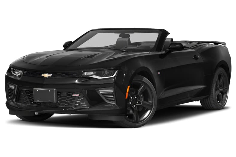 2017 Chevrolet Camaro 1ss 2dr Convertible Information