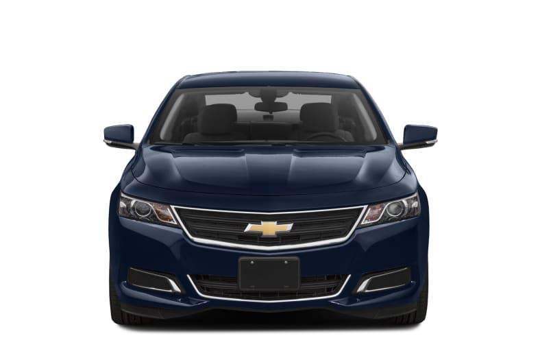 2017 Chevrolet Impala Information