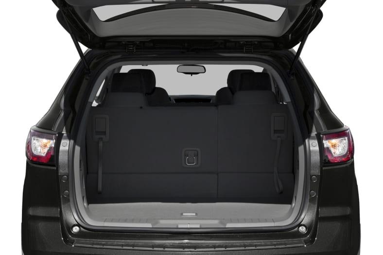 2016 Chevrolet Traverse Safety Recalls
