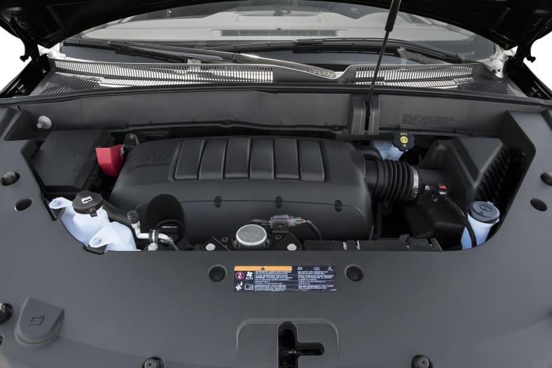 2017 Chevrolet Traverse Exterior Photo