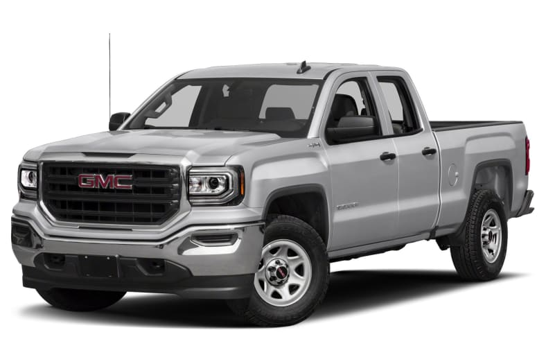 2017 GMC Sierra 1500 Base 4x4 Double Cab 6 6 ft box 143 5 in WB