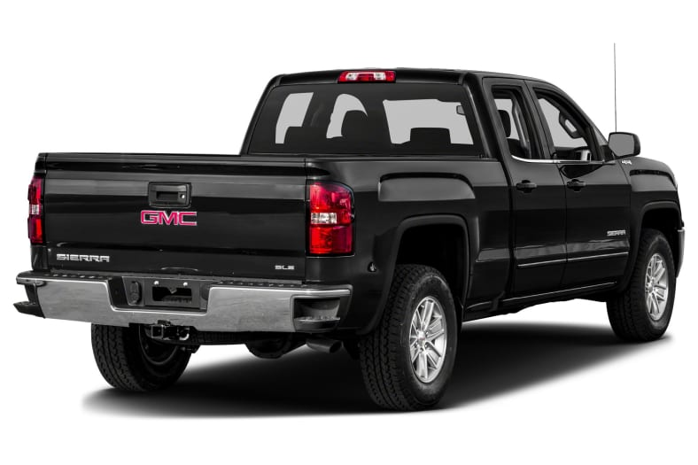 2017 gmc sierra 1500 sle 4x2 double cab 6 6 ft box 143 5 in wb pictures. Black Bedroom Furniture Sets. Home Design Ideas