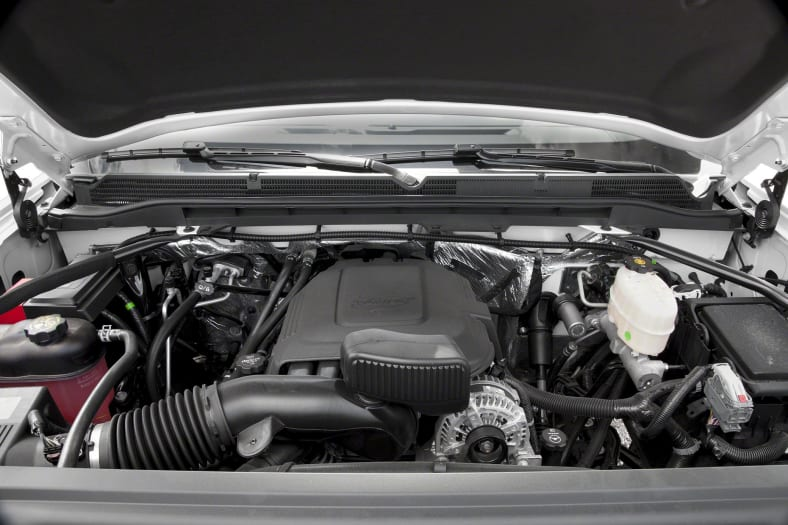 2017 GMC Sierra 2500HD Exterior Photo