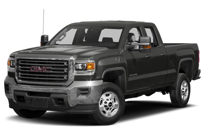 2017 Sierra 2500HD