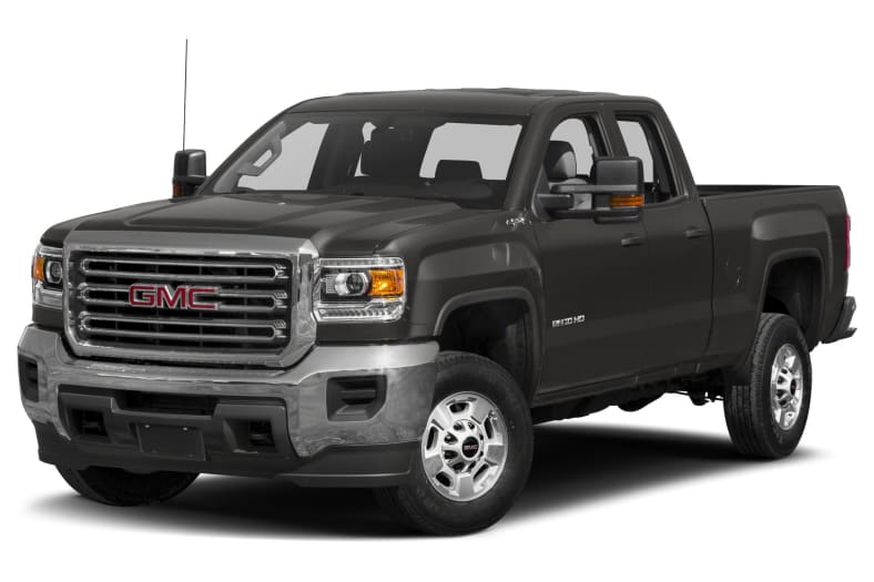2017 gmc sierra 2500hd base 4x2 double cab 6 6 ft box 144 2 in wb information. Black Bedroom Furniture Sets. Home Design Ideas