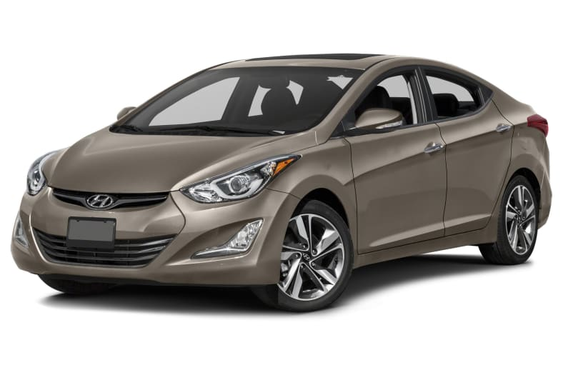 2016 Hyundai Elantra Limited 4dr Sedan Information