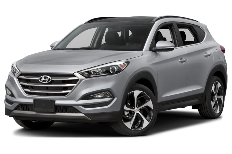 2017 Hyundai Tucson Exterior Photo