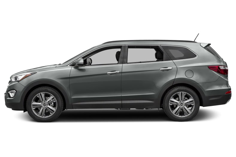 2016 Hyundai Santa Fe Limited 4dr Front Wheel Drive Pictures