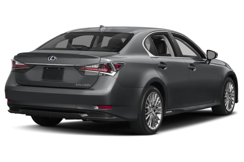 2017 Lexus GS 450h Exterior Photo