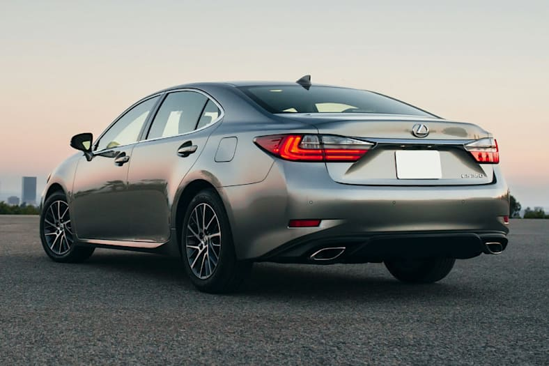 2018 Lexus ES 350 Exterior Photo