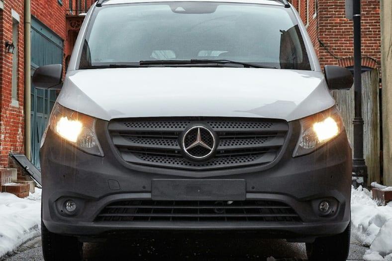 2018 Mercedes-Benz Metris Exterior Photo