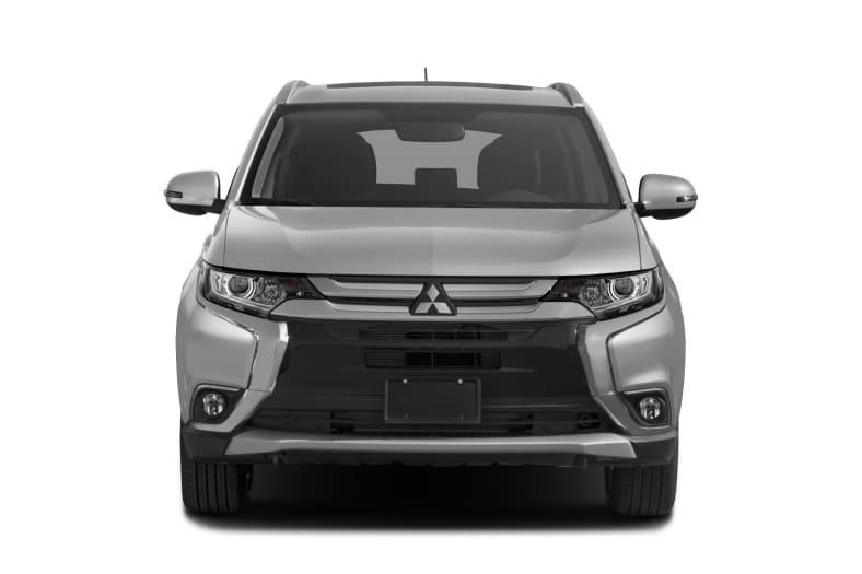 2018 Mitsubishi Outlander Exterior Photo