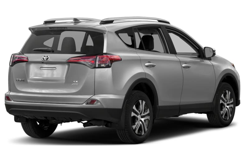 2018 Toyota RAV4 Exterior Photo