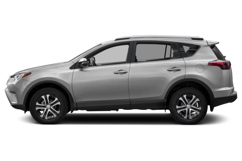 2017 Toyota Rav4 Exterior Photo